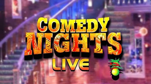 Comedy Nights Live 3 April 2016 Episode 10 HDTV 480P 200MB