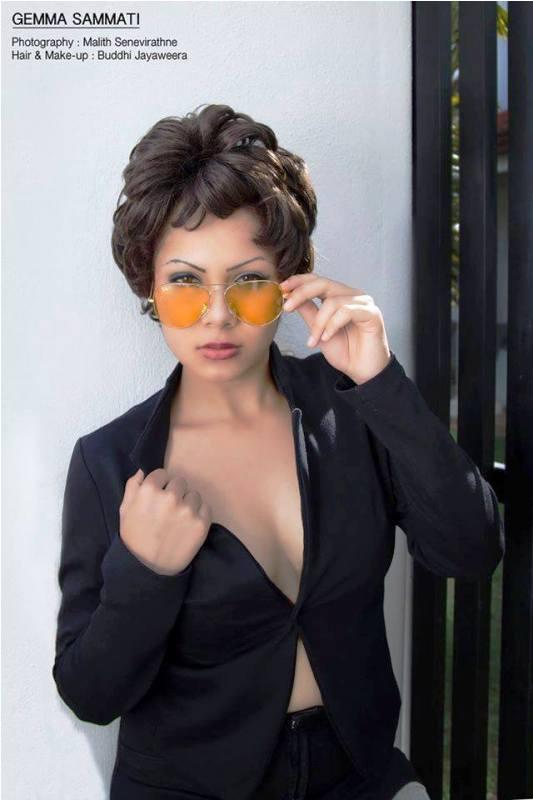 Sri Lankan Actress Kello Models Photos