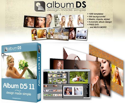 Album DS Design Software