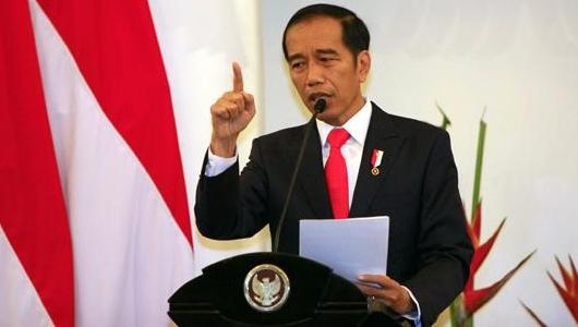 Jokowi Perintahkan Kejar Pelaku Teror Terhadap Dua Pimpinan KPK