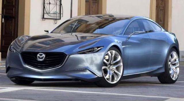 2019 Mazda 6 Redesign