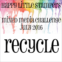 http://happylittlestampers.blogspot.com/2016/07/hls-july-mixed-media-challenge.html
