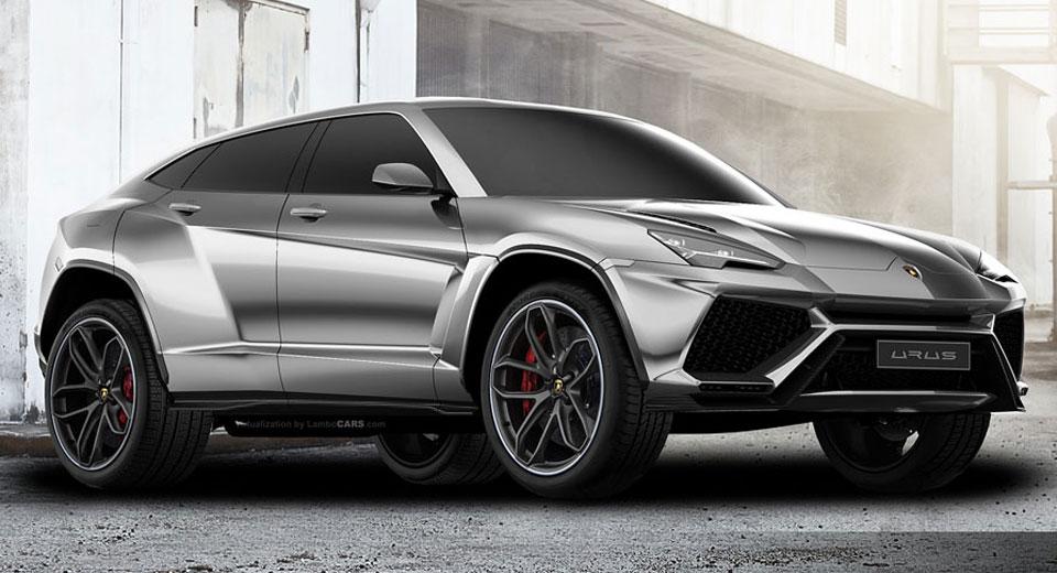 Lamborghini Urus The First In Brands Electrified Future