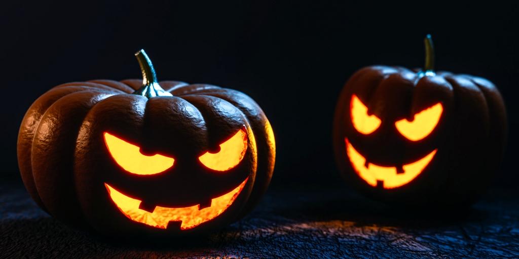 Najciekawsze kostiumy i makijaże na Halloween