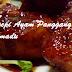 Resepi Ayam Panggang Bermadu lazat 2017