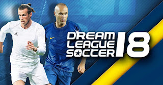 تحميل لعبة دريم ليج 2018 Dream League Soccer اموال غير محدودة + بدون فك الضغط