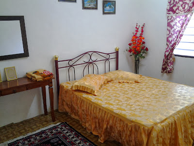 Homestay Di Kuala Sungai Baru