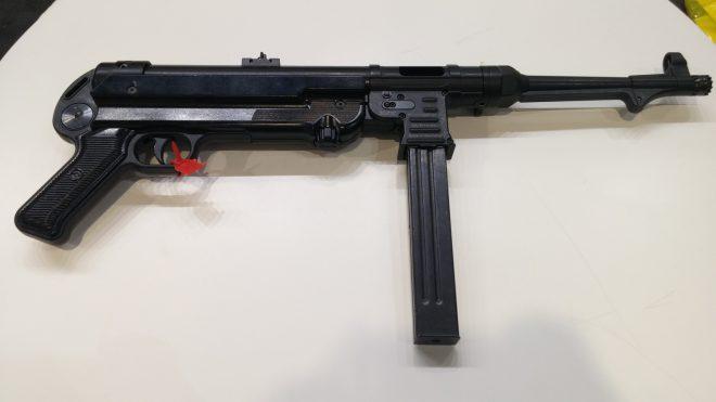 f015bec39f0 Το υποπολυβόλο MP40 του Β' Π.Π εισάγεται πλέον στις ΗΠΑ σαν πιστόλι!  (βίντεο)