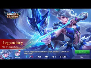 marksman mobile legend