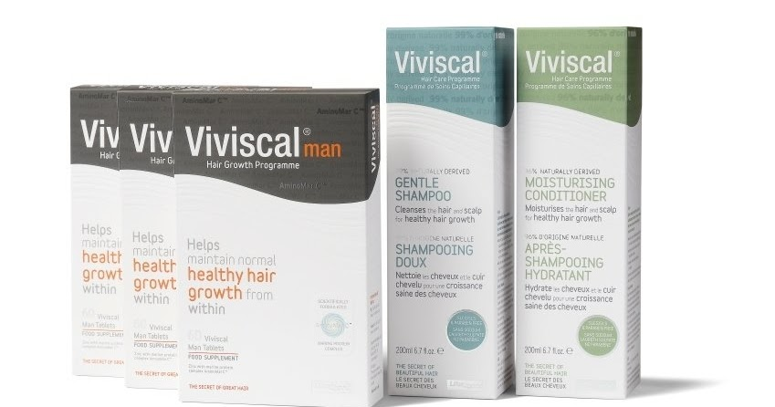 Viviscal Hair Growth Programme For Men The Male Grooming