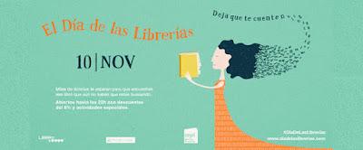 10 de noviembre, Día de las Librerías