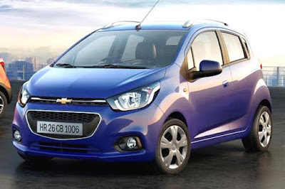 Next-gen 2017 Chevrolet Beat HD Wallpapers