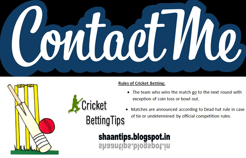 Rules for cricket betting tips binary options brokers accepting paypal funding options