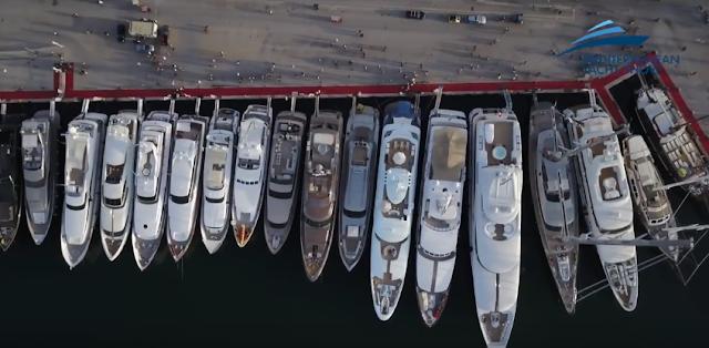 Το επίσημο εντυπωσιακό βίντεο του 4ου Mediterranean Yacht Show στο Ναύπλιο