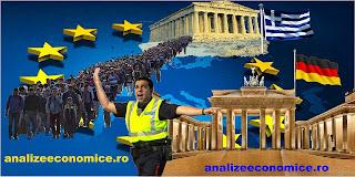 E valul de imigranți o pisică  arătată Berlinului de către Atena?