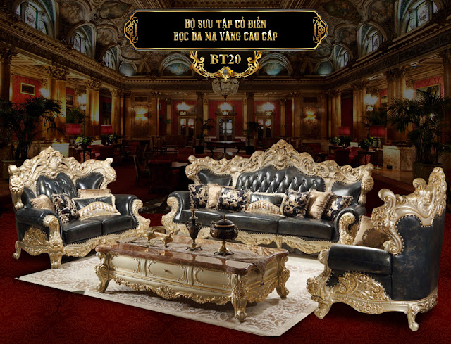 Ghế sofa BT20