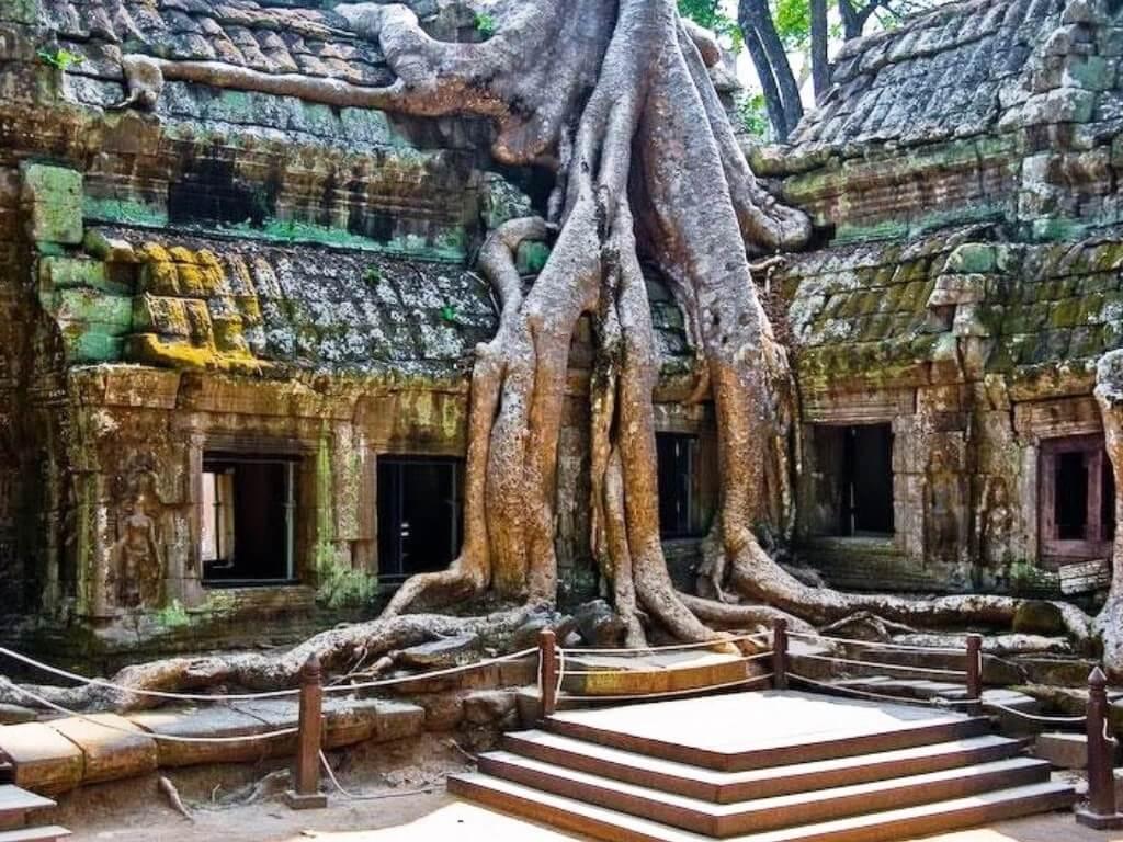 Angkor Wat Kemboja