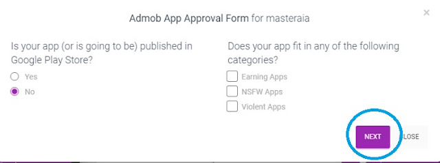 Kodular Approval System - Admob Ads Approval Forum