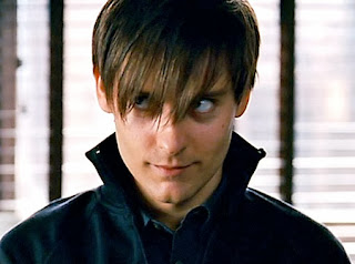 Sam Raimi Venom Emo Peter Parker Haircut