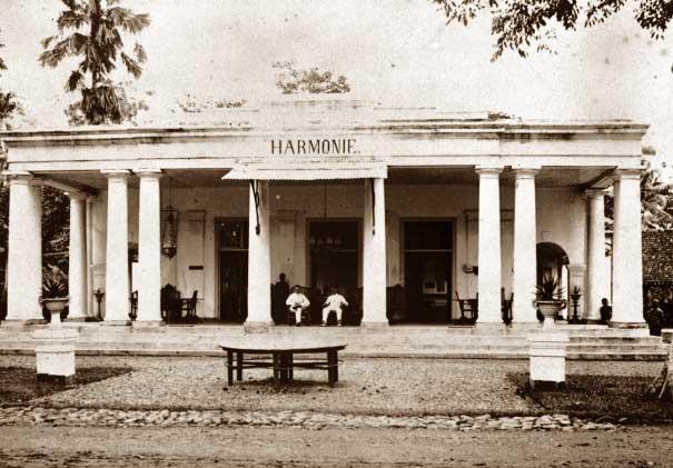 Gambar Bangunan bersejarah Banyumas