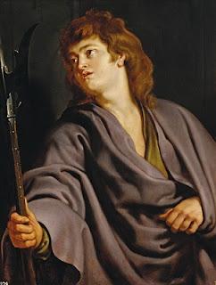 Nomes bíblicos estrangeiros masculinos com K - Imagem: Mateus - Peter Rubens