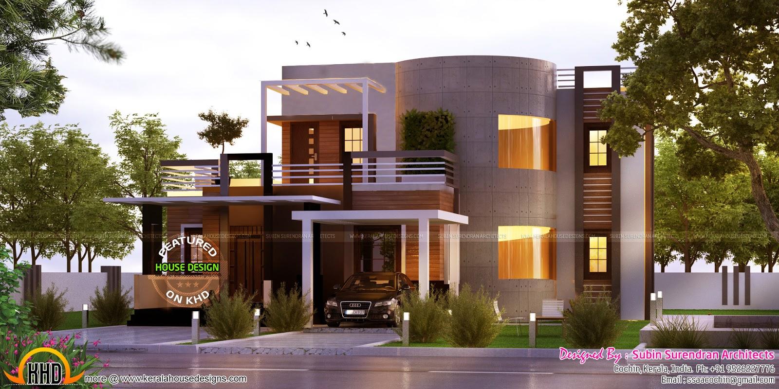 Fantastic modern house design