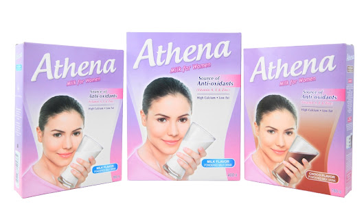 Athena: The Milk That Understands Women