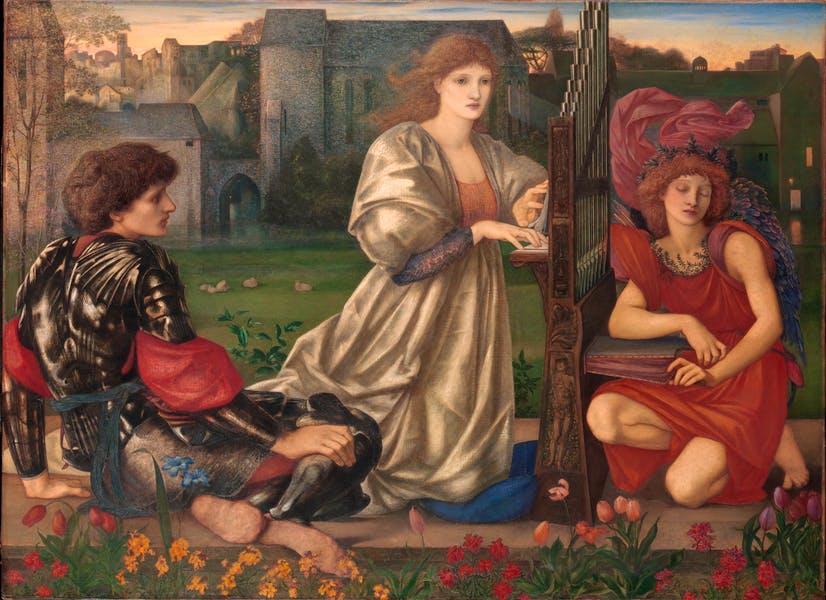 The Pre Raphaelite Legacy At The Metropolitan Museum