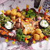 كتف اللحم بخلطة رهييبة وسبع مقبلات راائعة وسهلة