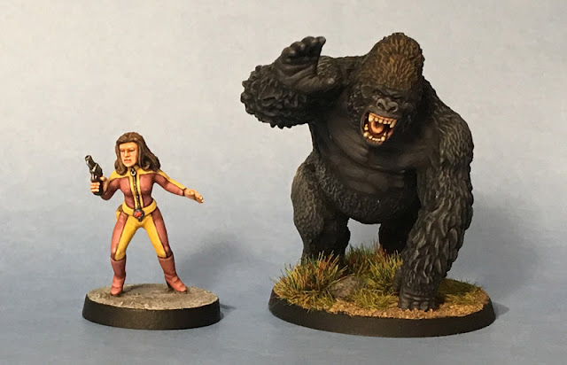 Crooked Dice Giant Ape