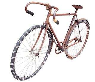 Зимние шины (покрышки) велосипеда своими руками
