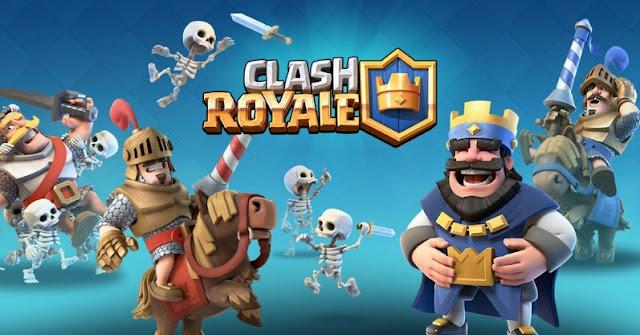 Clash Royal Mod Apk image