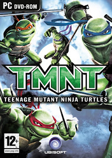 Teenage Mutant Ninja Turtles (PC) 2007