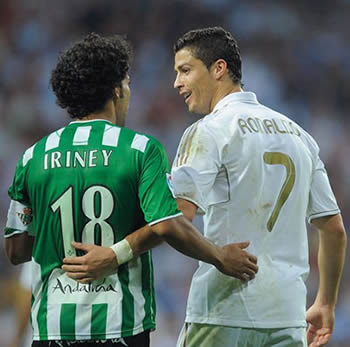 Betis vs Real Madrid