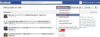Mẹo giúp phân quyền quản lý trang facebook