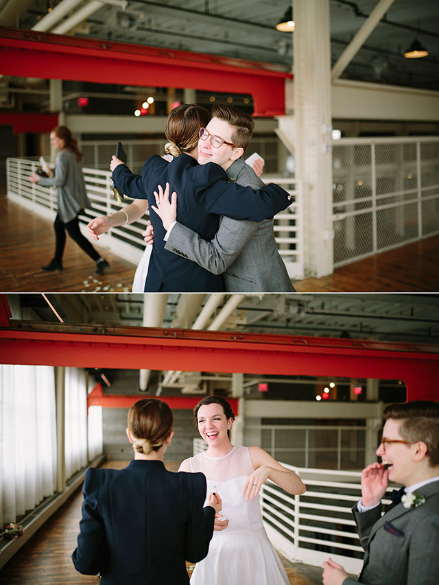 Our tiny Minneapolis elopement | Photography by Jessica Holleque
