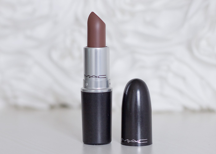 Review: MAC Styled in Sepia Lipstick (The Matte Lip ...