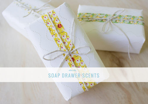 12+Soap Drawer Scents 12 Gifts for Gals 38