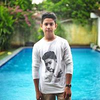 Syakir Daulay pemain sinetron Anak Masjid SCTV