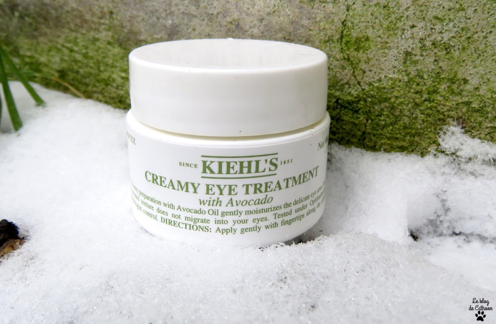 Creamy Eye Treatment with Avocado - Kiehl's