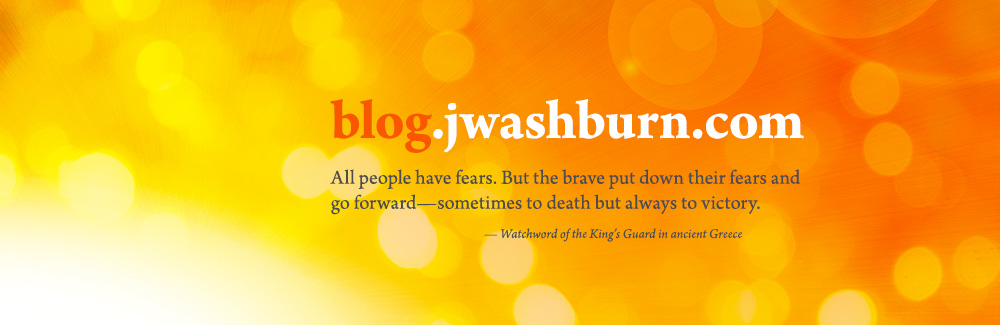 Author J Washburn