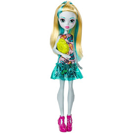 MH Popart Ghouls Lagoona Blue Doll