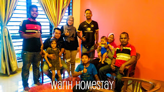 Warih-Homestay-Dr-Shahlan-Bersama-Keluarga