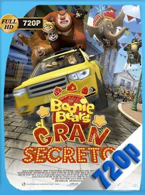 bonnie bears: el gran secreto (2016)HD [720P] Latino [GoogleDrive] DizonHD