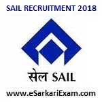 SAIL Paramedical Staff Recruitment