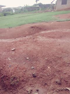 land survey plan