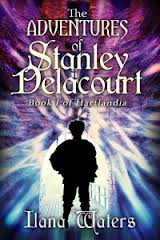 The Adventures of Stanley Delacourt book cover