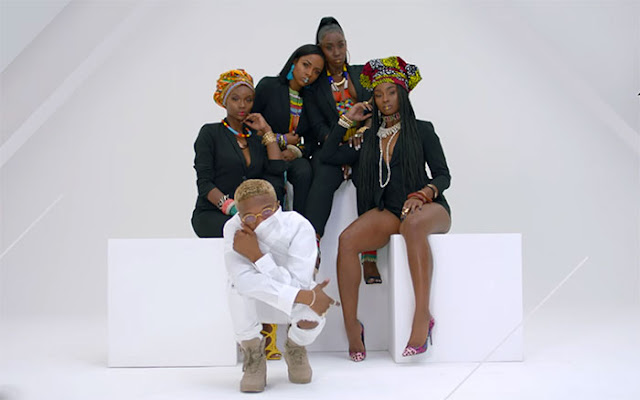Video: WizKid - Come Closer (Con Drake)