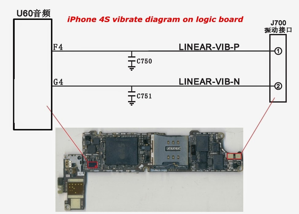 iphone 6 logic board diagram doulci doulci lover icloud bypass apple id: iphone 4s ...