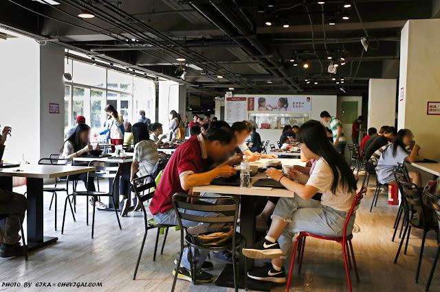 MG 3665 - 中興大學學生餐廳重新開幕囉!近50間店家攤販進駐,整體煥然一新!